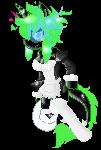 calcifer pixel doll by Th3-musix