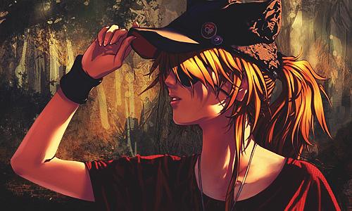 Girl by rosemarie5