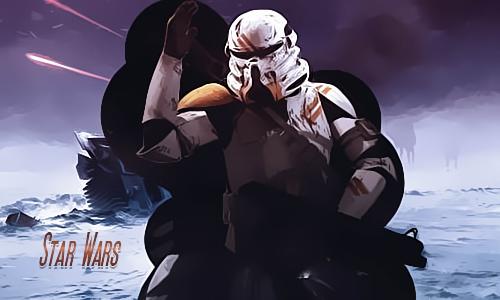 Star Wars Battlefront by rosemarie5