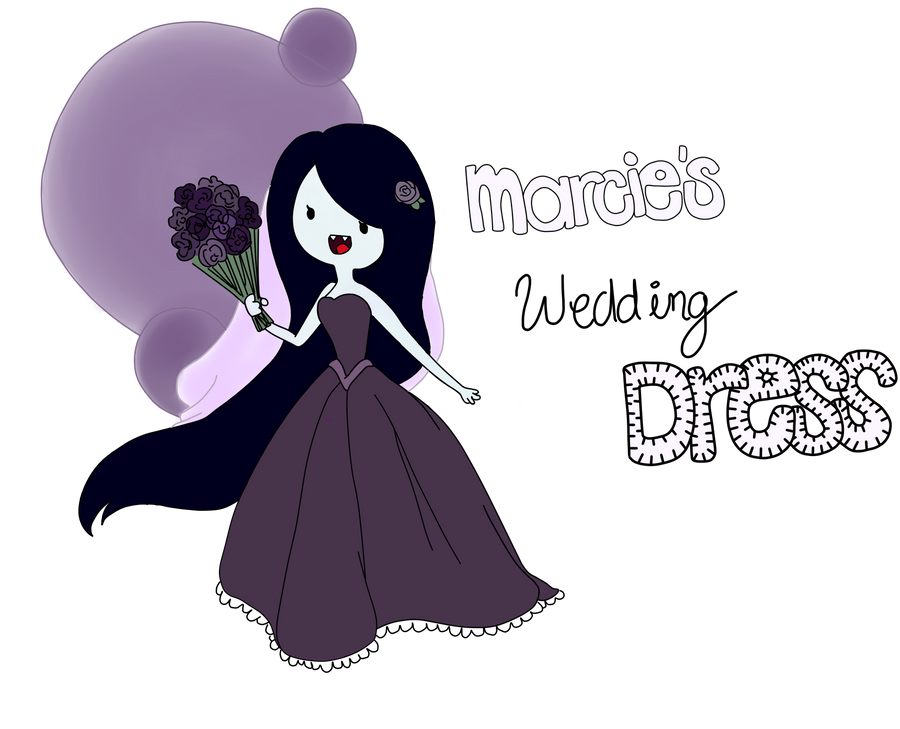 Marcie's Wedding Dress by AT-Izzy25