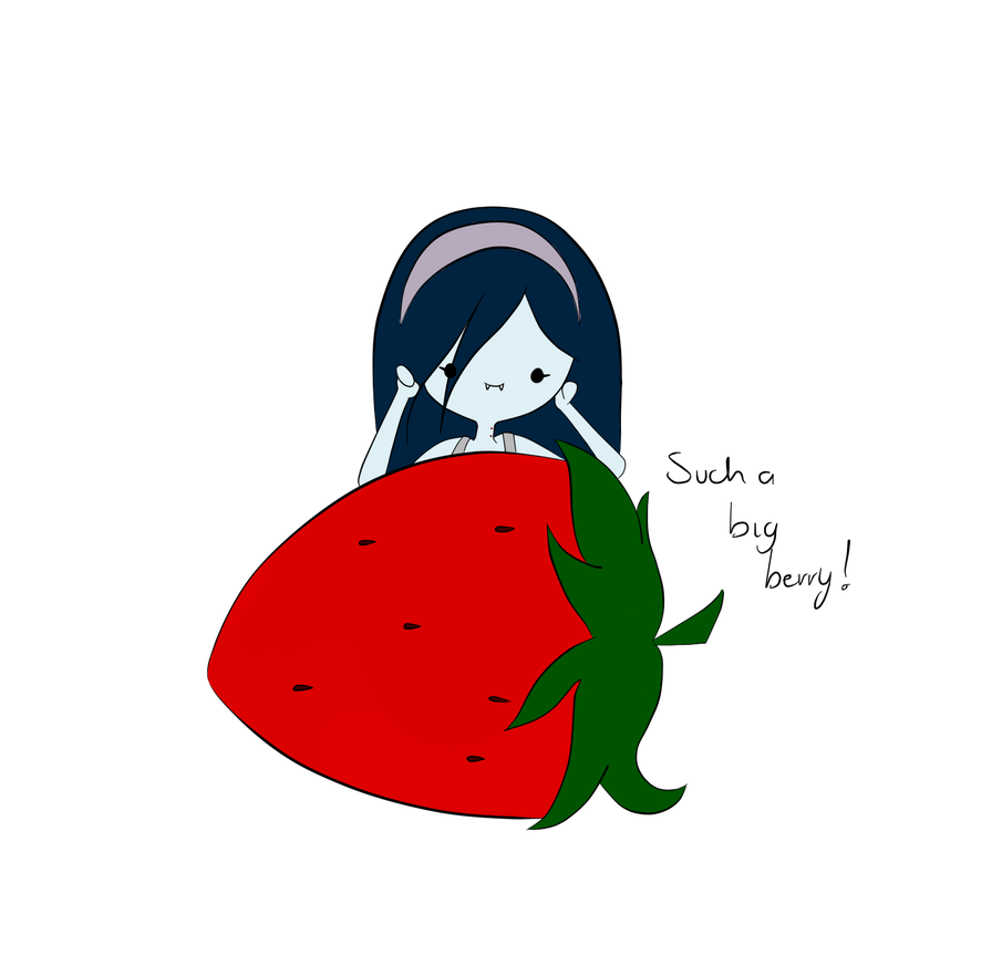 Such a Big Berry by AT-Izzy25