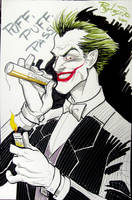 BigAppleCon 09- Joker by Arzeno