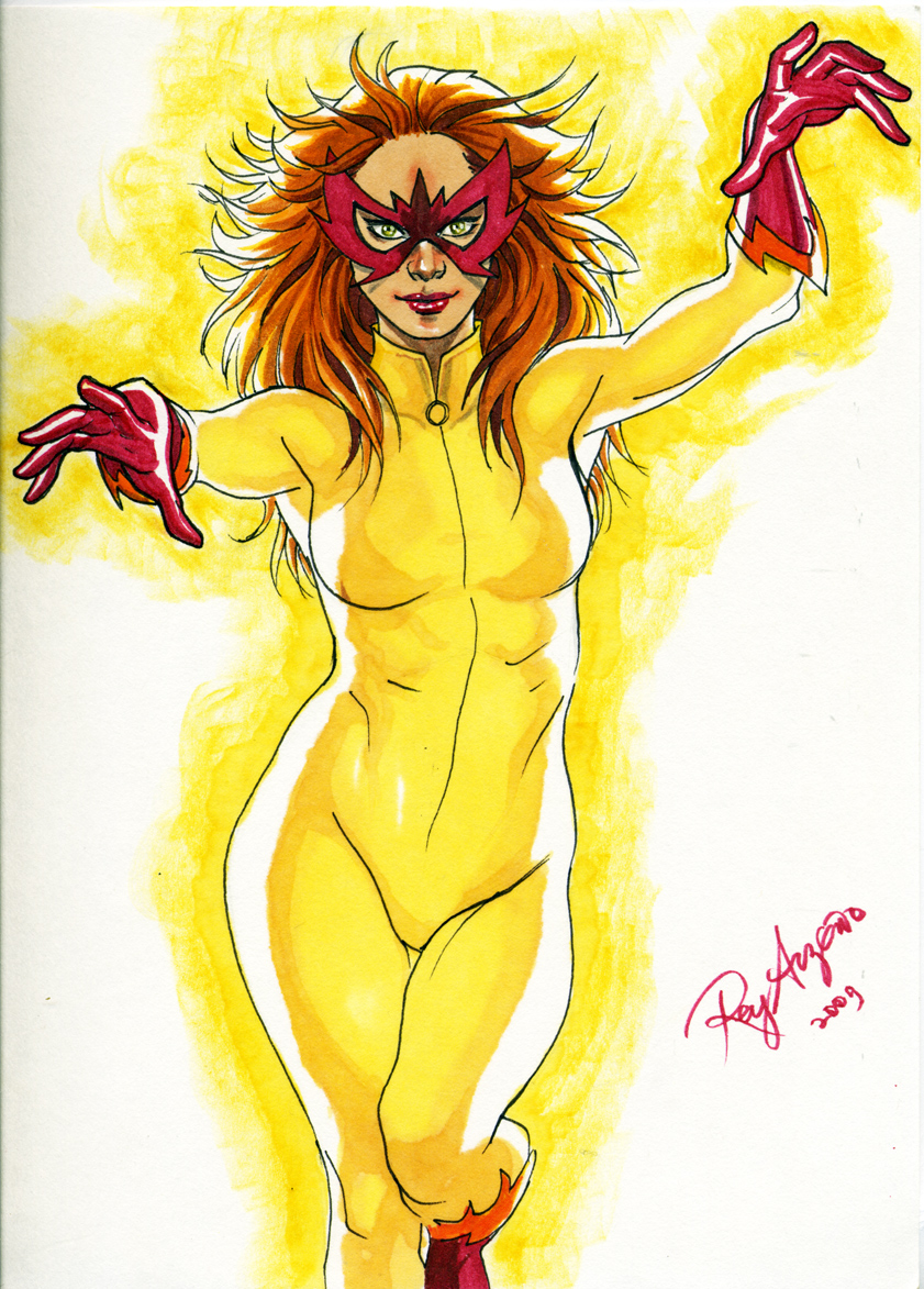 BigAppleCon 09-Firestar by Arzeno