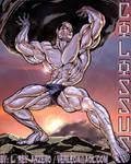 the X-Men's Colossus