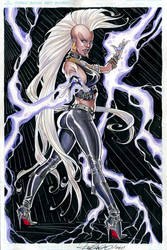 STORM- Watercolored by Arzeno