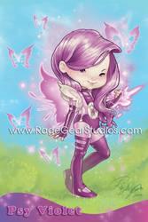 Psy Violet