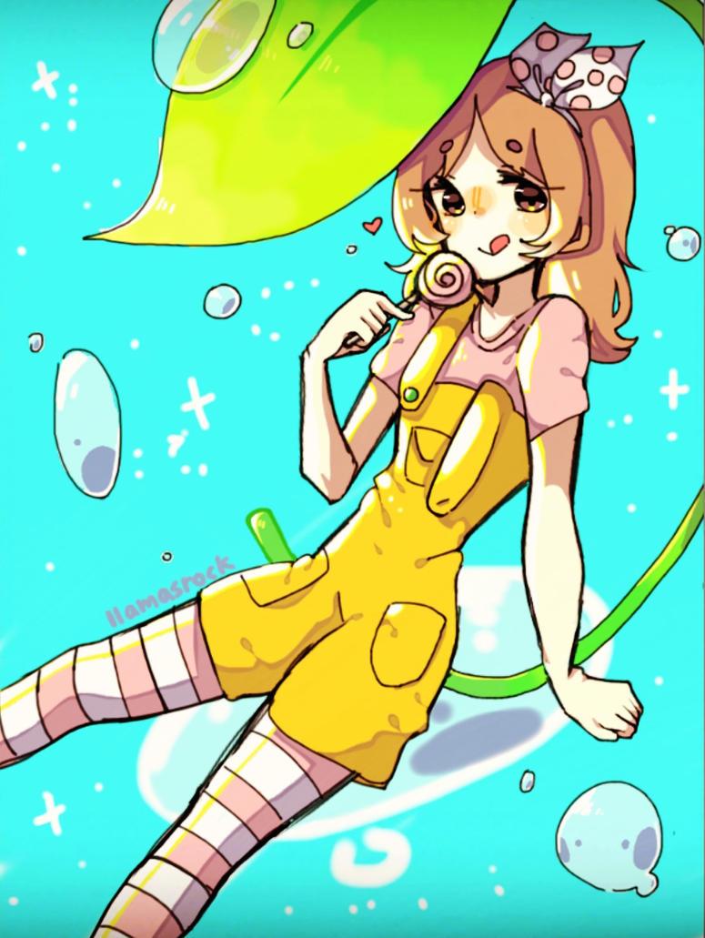 Request- Tsukiko by Llamasrock123456