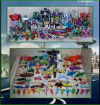 COLECCION_ TRANSFORMERS_INEDITOS_PAPERCRAFT_2012 by Paperman2010