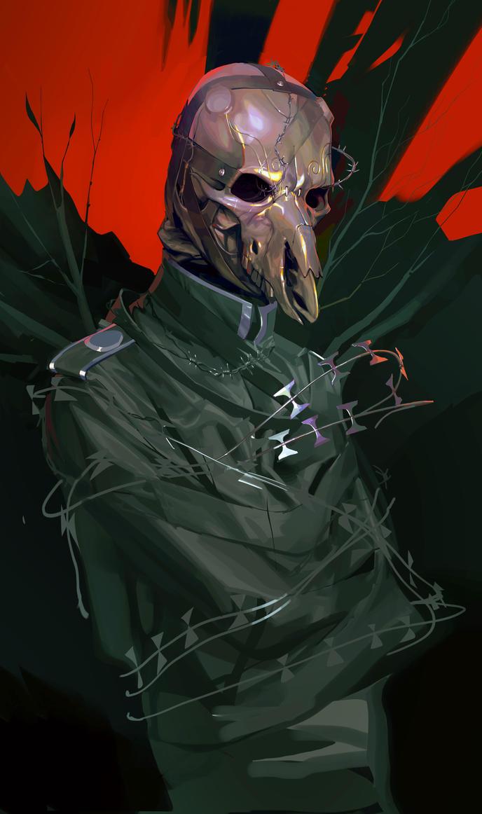 Cowhead by Butjok