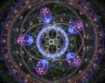 Apophysis7X 21 - Julian Magic Circle