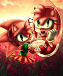Happy 27th bday Amy Rose
