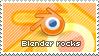 Blender Rocks by danix3000
