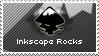 Inkscape rocks by danix3000