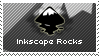 Inkscape rocks by danix3000
