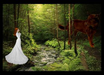 Werewolf Wedding by an81angel