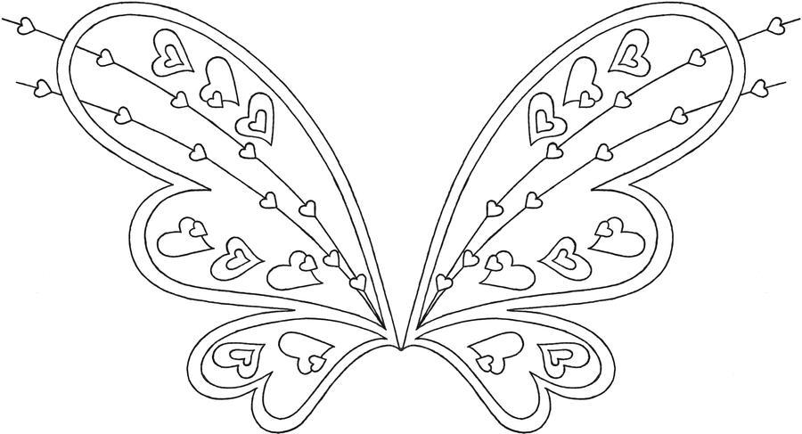 Bloom Believix Wings By An81angel