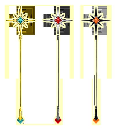 Wizard 101 Star Staff by an81angel on DeviantArt