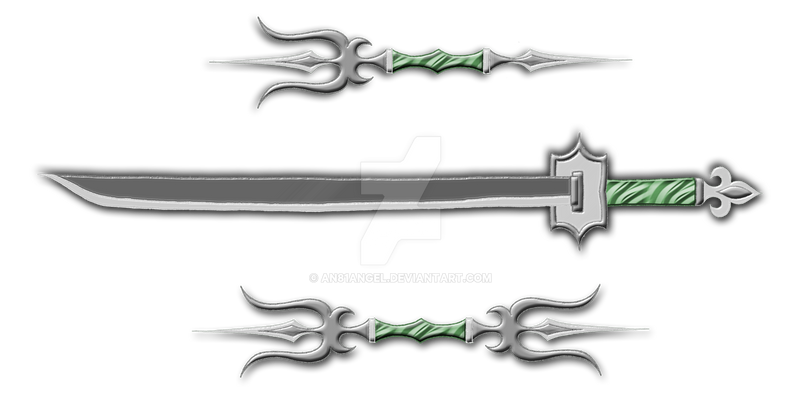 Bleach OC Weapon Po-sai-don by an81angel on DeviantArt
