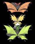Random Wing Designs 8