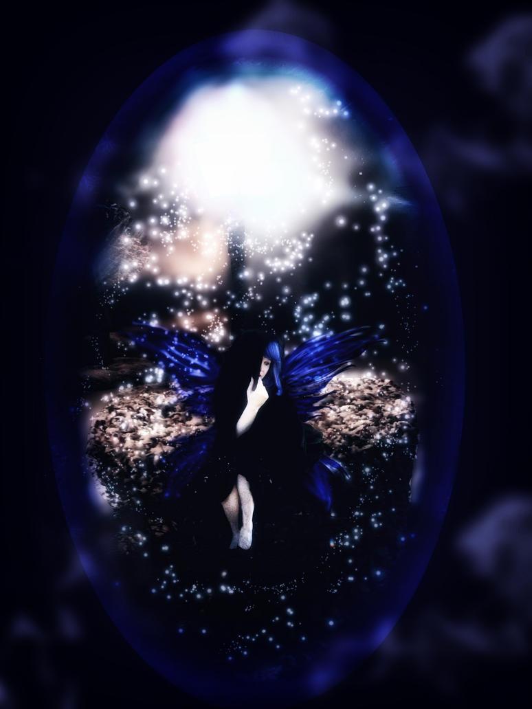 Winter's Fairy by Ferelwing