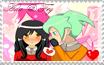 AdaxFey Stamp by V-Ada12
