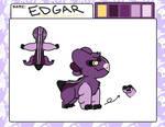 Edgar Approval ~Wyngro~