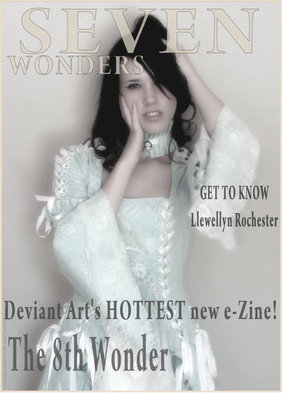 Cover Design Preview II New ID by Seven-Wonders