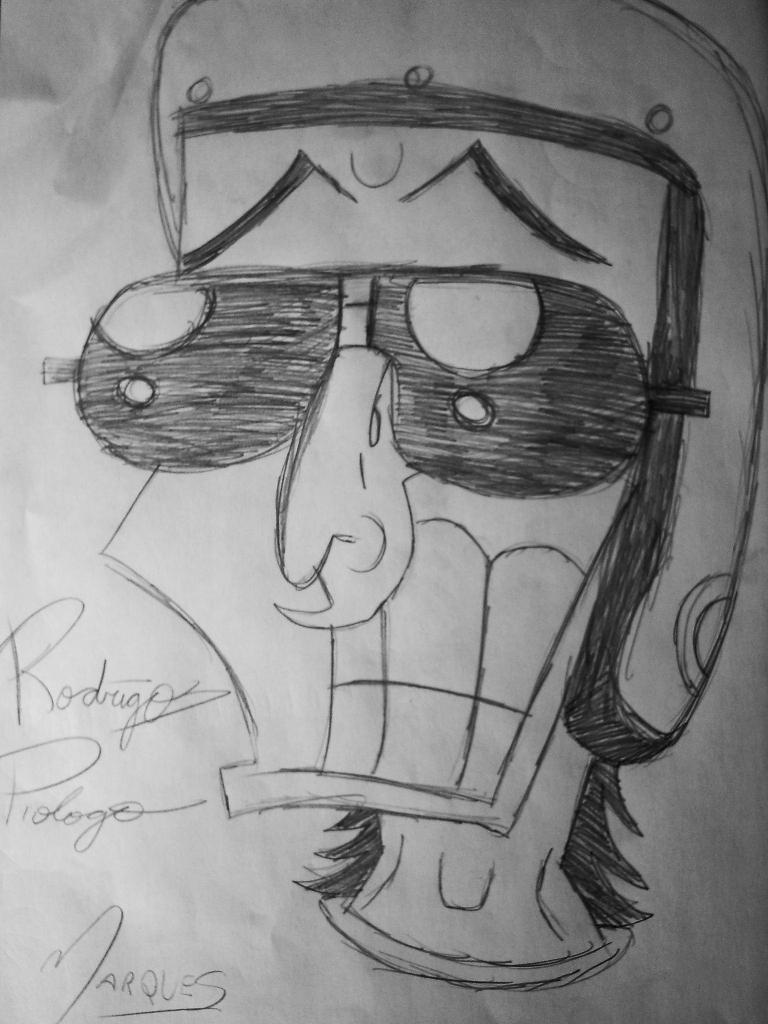 Rodrigo Piologo Mundo Canibal by biel12