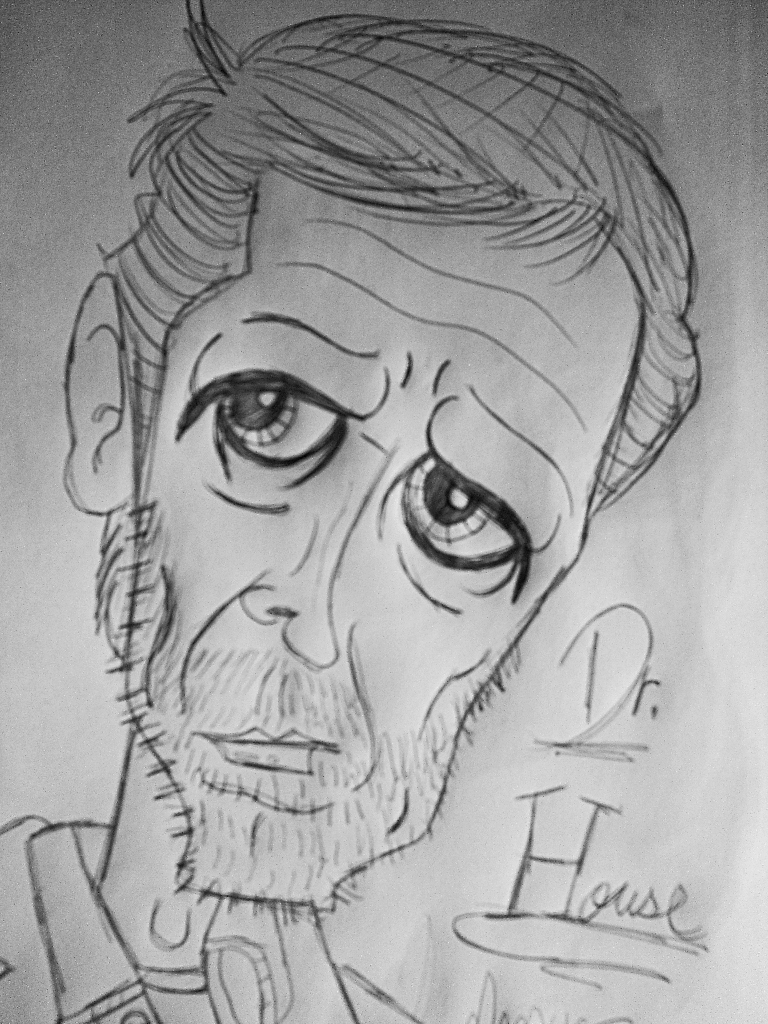 Dr.House by biel12