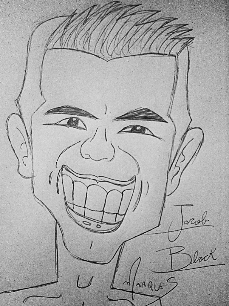 Jacob Black by biel12