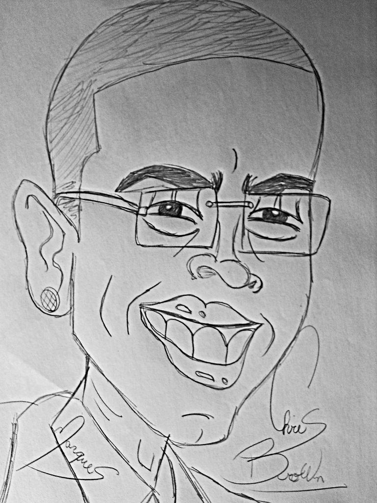 Chris Brown by biel12