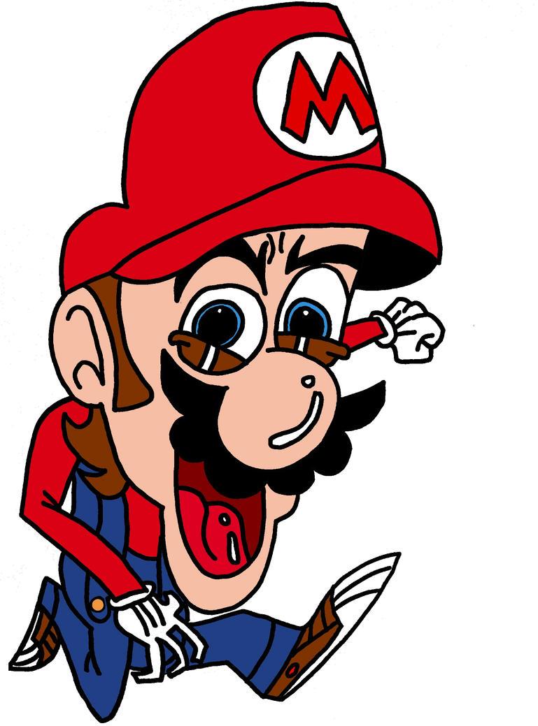 Mario by biel12
