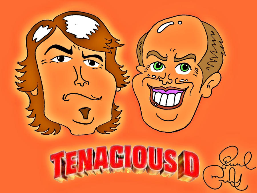 Tenacious D by biel12