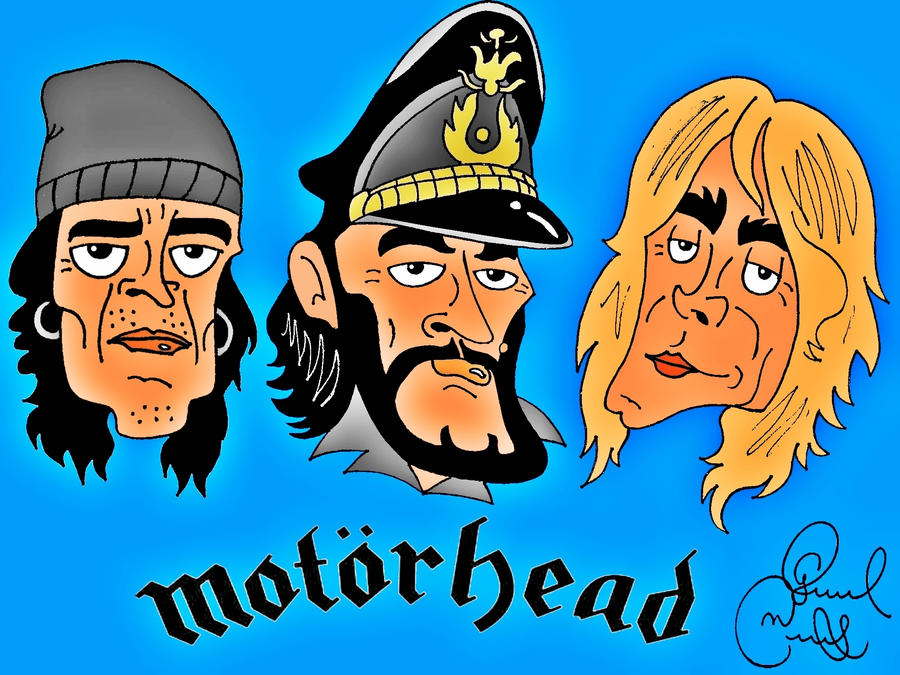 Motorhead by biel12