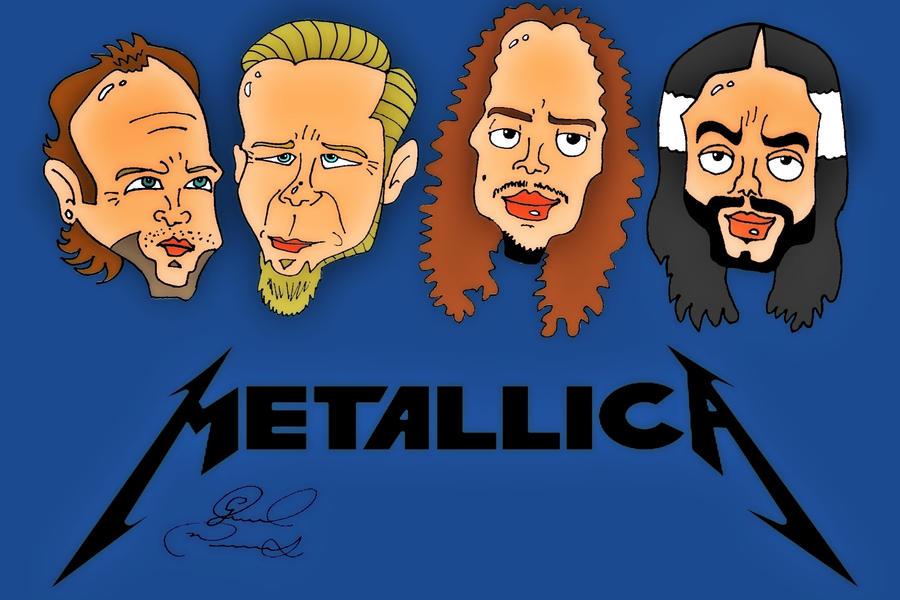 Metallica by biel12