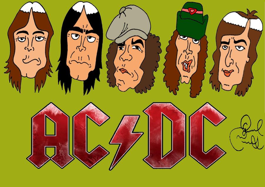 AC DC by biel12