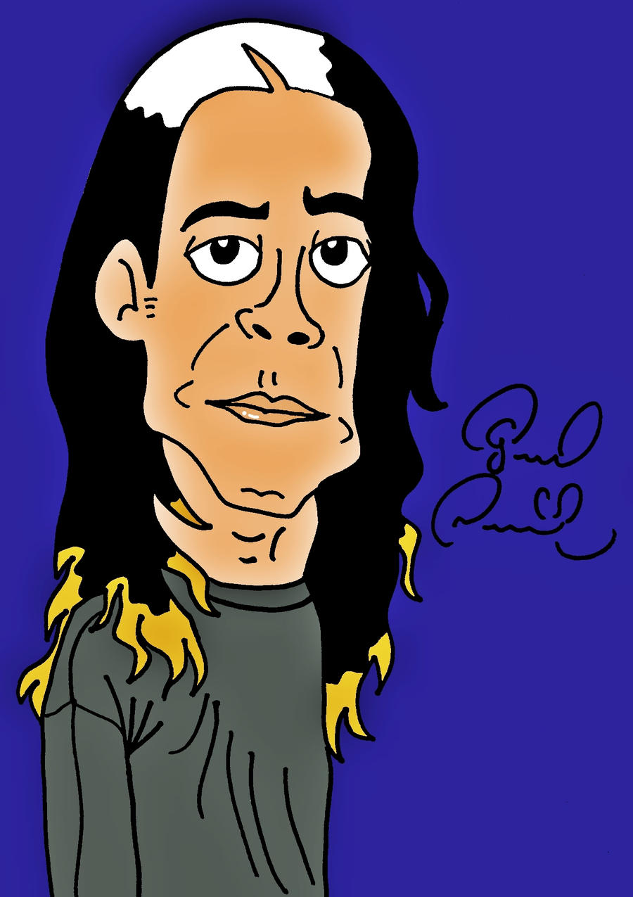 Dave Grohl by biel12