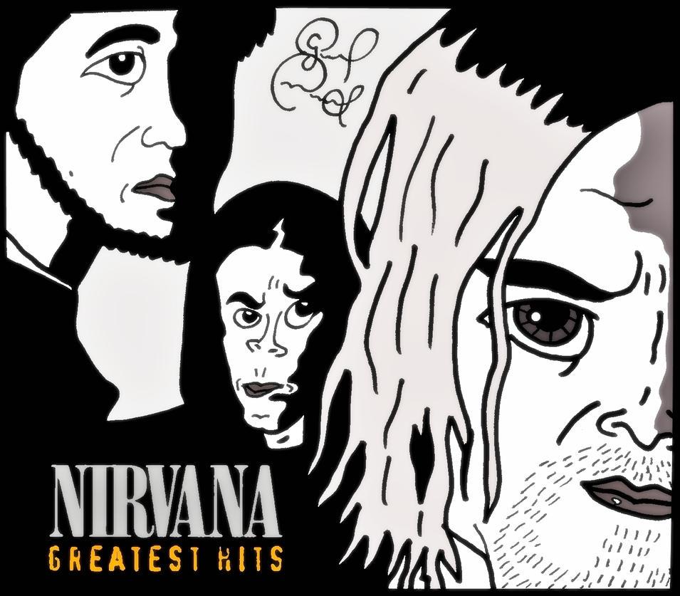 Nirvana Greatest Hits by biel12