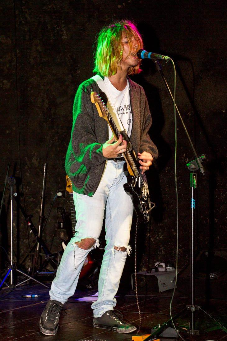 Nirvana Tribute by biel12