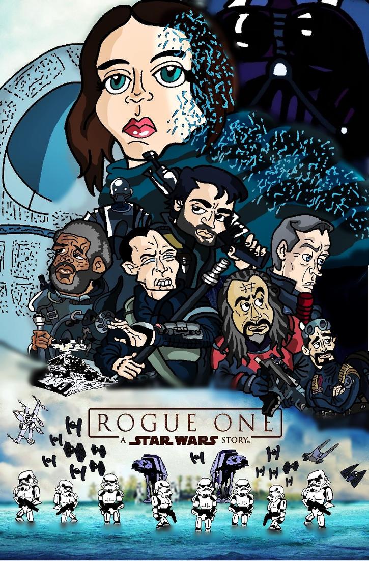 Rogue One by biel12