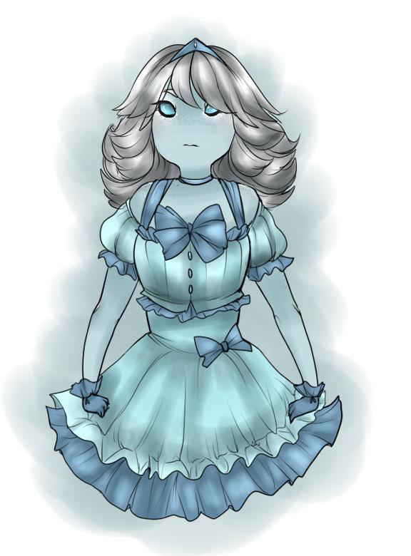 Ice Princess by Ask-Carey