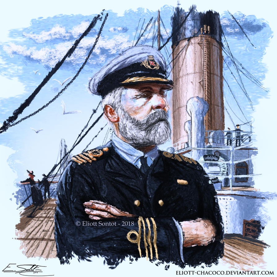 Captain Smith by Eliott-Chacoco