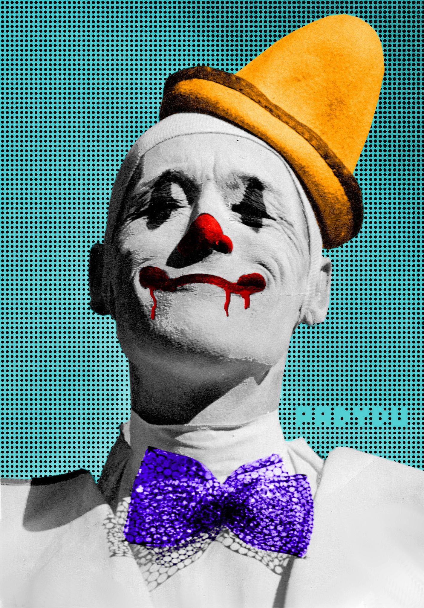 Radical Clown by PADYBU
