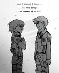 SnK - You were always