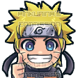 Twitch Icon commission - Naruto for CupDaNoodle by PinK-BanG