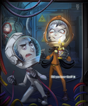 Don't Starve and Among us crossover