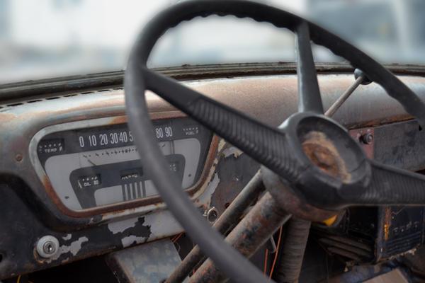 Ford F100  2 by MikeysPhotos