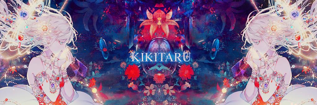 Custom Twitter Header : Kikitaru by vizune