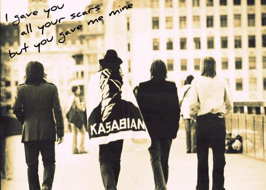 Kasabian by funnyBobo