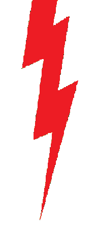 Cebrest 39 S Red Lightning Bolt By Stonefury12 On DeviantArt